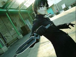 Hei Cosplay Darker Than Black by Seras0Victoria
