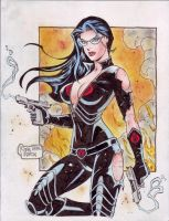The Baroness (#3) by Rodel Martin by VMIFerrari