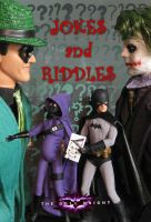 Jokes And Riddles by thedollknight