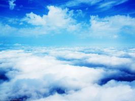 A Sea of Clouds by renaboo