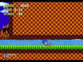 SK2 - Green Hill Zone Slide move by OMGWEEGEE2