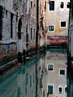 Venice Reflections by VisualPurple