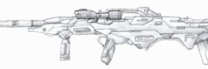 Shoulder-Fired Cannon by PrinzEugn