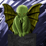 Cthulhu by Pagie321