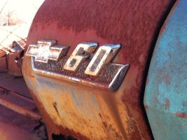 Chevy 60 by OrcaKing