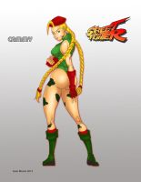 Cammy by REFLEX76