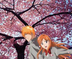 sakura tree of love by Bleach-Fairy