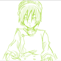Toph Beifong by aznanime1010