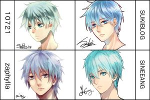 Kurokos by 10721