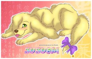 gift_Jujuba_cute_dog by Karolykan
