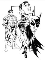 Worlds Finest by scarab109
