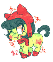 knit kitty pony adoptable [CLOSED] by vomitcunt