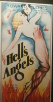 Hell's Angels Movie Poster by rlkitterman