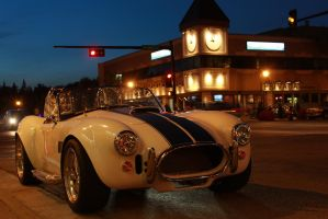 Cobra At Night by KyleAndTheClassics