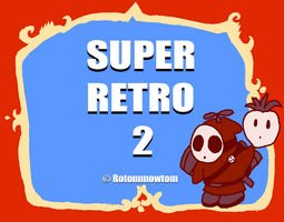 Retro in SMB2 Title Palletes by Rotommowtom