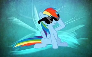 Pony Scraps- Rainbow Dash by PCS4DDT