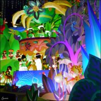 It's a Small World by Cassiopeeh