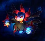 Hydreigon used Tri Attack by LazyAmphy
