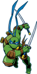 shellshock -Leonardo- by FREAKfreak