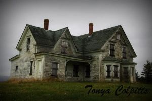 A house of many stories by TonyaColpitts