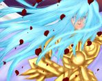 Saint Seiya Lost canvas : Albafica by MimiSempai