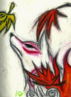 Okami-Pastels- by K8extreme