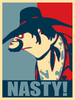 Nasty Canasta: Nasty Boy by MrAngryDog