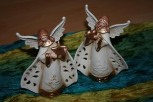 angels of hope and love by ingeline-art