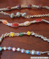 Hemp Jewelry by berlynnwohl