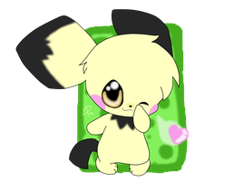 - PR : Pichu - by ToxiicClaws