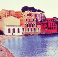 Kefalonia Assos by blondepassion