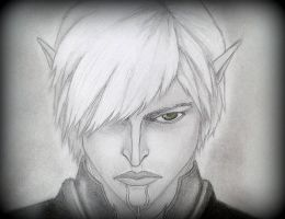 Fenris. Kill them all. by Kiara2909