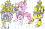 2 Bees and a Pony by Sand-Script