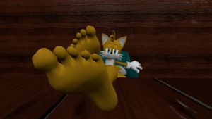 Tails relaxing 2 by hectorlongshot
