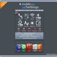 MobileMe SBSettings by BG2009