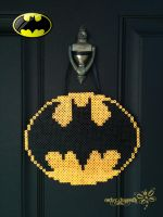 Come to my Batcave !!! by RockerDragonfly