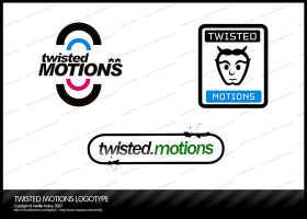 Logotype_Twisted Motions by nofx