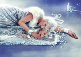 Snow Queen by canitiem