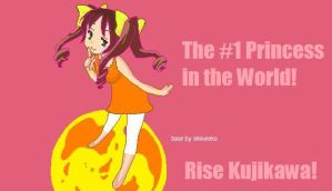 World is Rise's by MochaKitsune