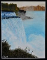Niagara Falls by nailpolish7