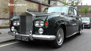 Rolls Royce Silver Cloud III by The-Transport-Guild