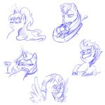 Contest PRIZES - Busts by Pimander1446