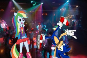 Party in the Club. by brandonale