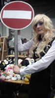 MCM Expo 2012-Female Shizuo by xCrazyWonderlandx