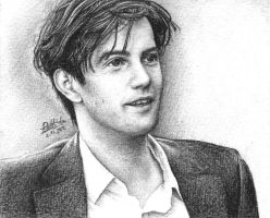 Jim Sturgess by airlabrador