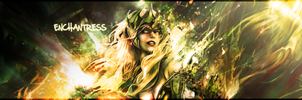 Enchantress Signature by lucas9412