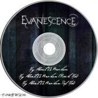 Evanescence My Heart Is Broken Single CD 3 by EmeliaJane