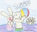 Summer by Mister-Saturn