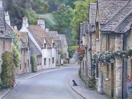 Cotswolds for Tomek by DIXIEDEAN