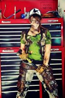 fem Scooter - Borderlands by Its-Raining-Neon